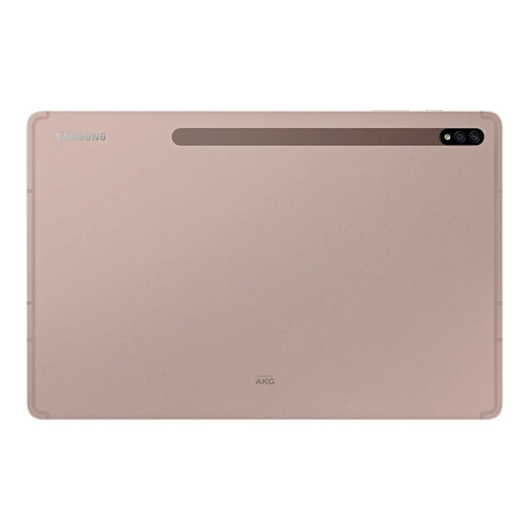 Máy tính bảng Galaxy Tab S7+ 128GB/6GB kèm bao da bàn phím - Hàng chính hãng nguyên hộp