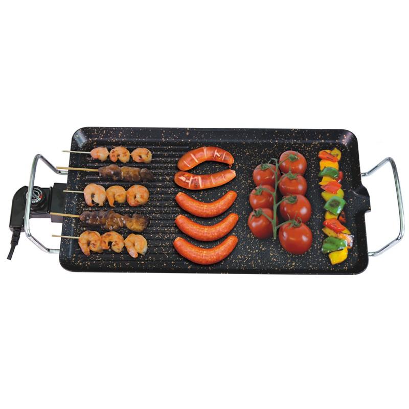 Bếp nướng điện không khói chống dính vân đá Kangaroo KG689M (BH Chính Hãng 12 Tháng - Mã Mới)