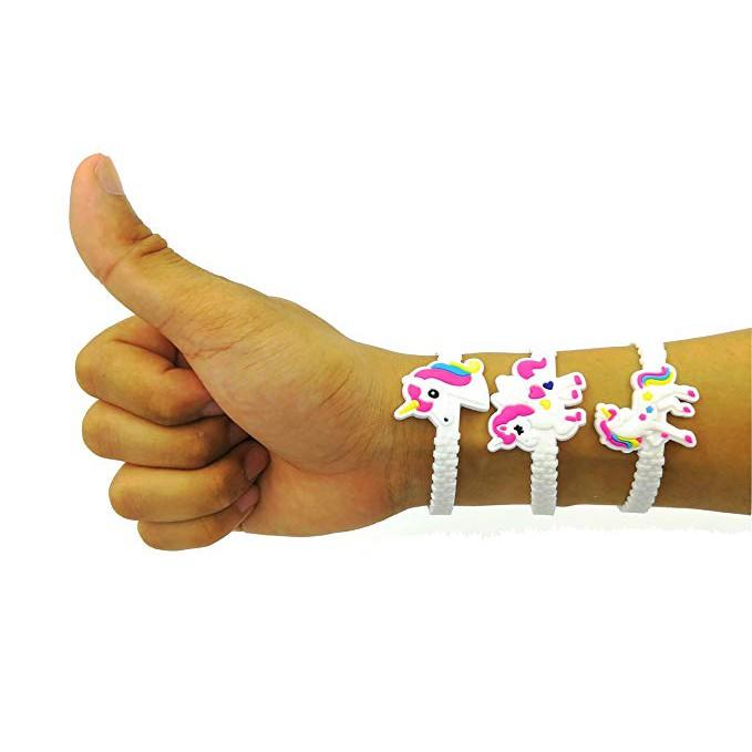 Vòng đeo tay hình kỳ lân dễ thương cho bé