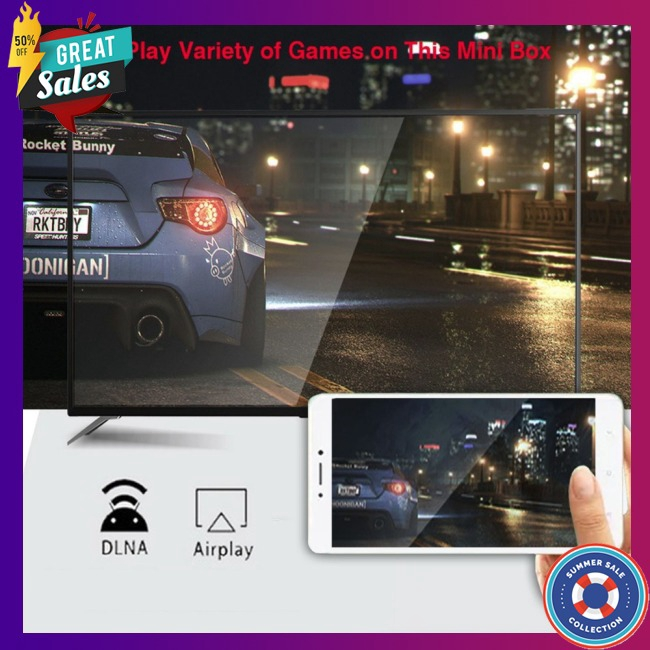 H96 Max RK3318 Android 9.0 Quad-Core HD TV Box Streaming Media Player