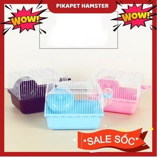 Lồng Hamster mini full đồ. thumbnail