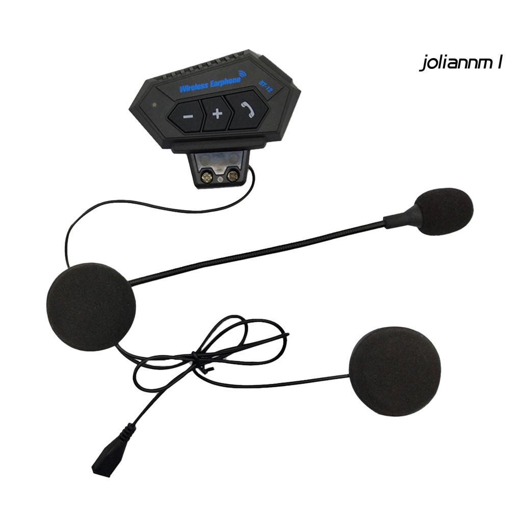 Tai Nghe Bluetooth 4.2 Joliannn Bt12 Giảm Tiếng Ồn
