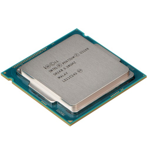 CPU Intel Pentium G3260 socket 1150 3.3 Ghz kèm fan zin bảo hành 3 tháng – G3260 Giá chỉ 600.000₫