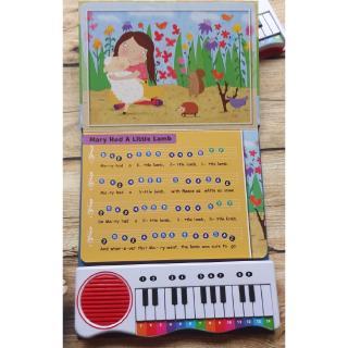 SÁCH HỌC TIẾNG ANH PIANO – BAA BAA BLACK SHEEP