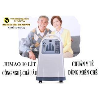 Máy tạo oxy Jumao 10L thumbnail