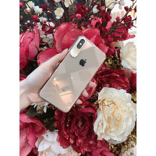 Ốp bảo vệ Camera TOTU iPhone XS Max + kính full 9D thumbnail