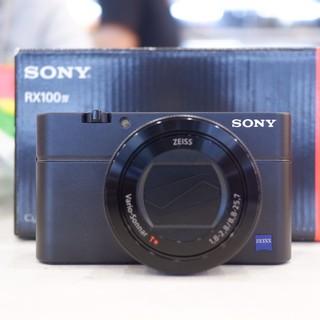 Máy ảnh Sony RX100 mark IV cũ