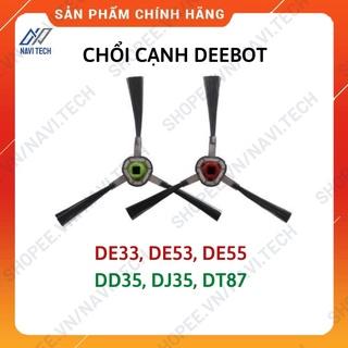 Chổi cạnh Robot hút bụi Deebot De53, De55, DD35, DJ35, DT87G, Deebot 900, Deebot 901