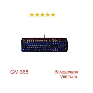Phím Gaming cơ Newmen GM368(GM819)