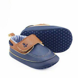 Giày bé trai ( xanh da bò)