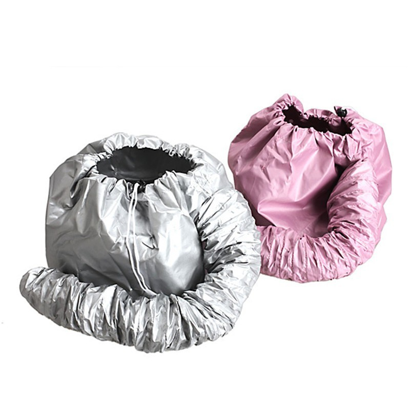 Bộ 2 mũ hấp dùng máy sấy nóng an toàn