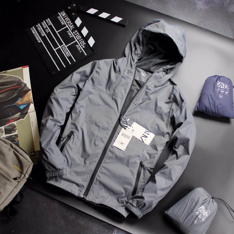 áo khoác gió zza chống nước xuất khẩu