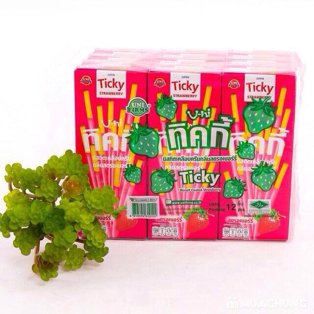 (Combo 12 hộp) bánh que ticky Thái Lan - 15230292 , 760929370 , 322_760929370 , 70000 , Combo-12-hop-banh-que-ticky-Thai-Lan-322_760929370 , shopee.vn , (Combo 12 hộp) bánh que ticky Thái Lan