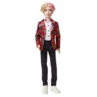 [DOLL MATTEL BTS V ] OFFICIAL GOODS búp bê bts
