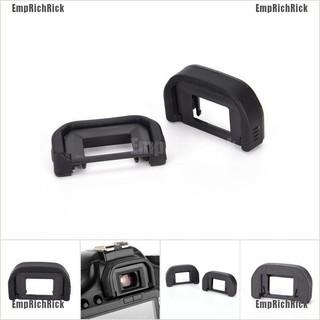 2 Cốc gắn ống kính ngắm bằng cao su cho máy ảnh Canon 650D 600D 500D 1100D 350D thumbnail