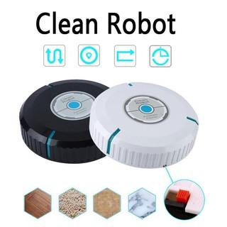 Robot Lau Nhà ⚡ BH 1 – 1 30 Ngày ⚡ CLEAN ROBOT Thông Minh, Tự Động Lau Siêu Sạch