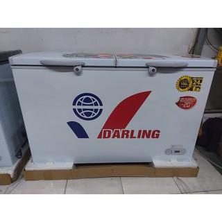 Sale Tủ đông và mát Daring DMF -3999W1 400L