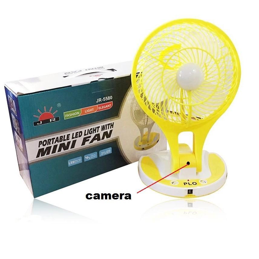 Camera WIFI hình Quạt để bàn Elitek ECW-4850HD