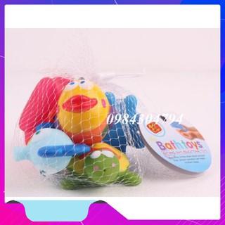 [Hàng Thật] Đồ chơi tắm 6 sinh vật biển cho bé yêu – Hàng nhập khẩu chính hãng