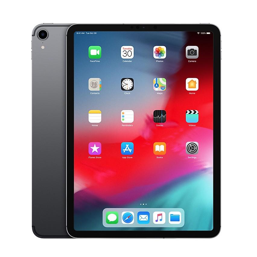 iPad Pro 11 inch (Bản 2018, 64GB, Wi-Fi Only) nguyên seal mới 100%