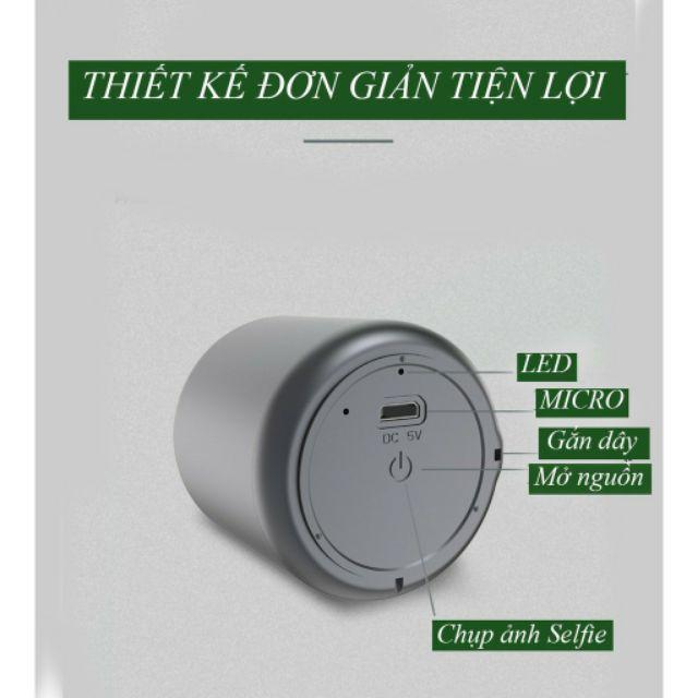 Loa Bluetooth Little Fun LANPICE Mầu Hàn Quốc Siêu Đẹp - bass ấm - pin trâu