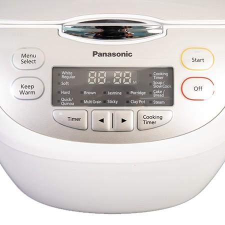 Nồi cơm điện tử Panasonic SR-CP188NRA