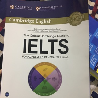 Bộ official cambridge guide to ielts luyện đề