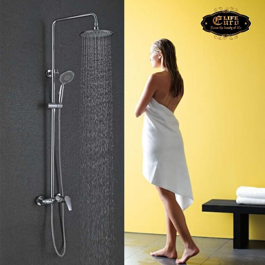 Sen bộ tắm đứng nóng lạnh Eurolife EL-S902 (Trắng bạc) - 10066255 , 186969510 , 322_186969510 , 4320000 , Sen-bo-tam-dung-nong-lanh-Eurolife-EL-S902-Trang-bac-322_186969510 , shopee.vn , Sen bộ tắm đứng nóng lạnh Eurolife EL-S902 (Trắng bạc)