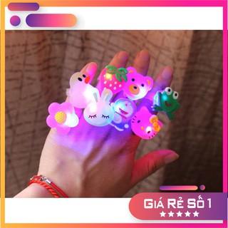 [Sale Xả Hàng] Nhẫn đeo phát sáng–Đồ Chơi Trẻ Em 4568 [Giá Siêu Rẻ]