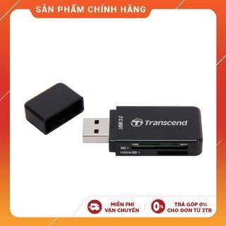 Đầu đọc thẻ nhớ Transcend RDF5K USB 3.0