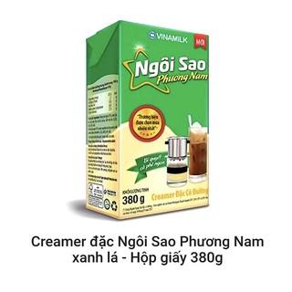 Sữa đặc Ngôi sao Phương Nam hộp giấy 380g