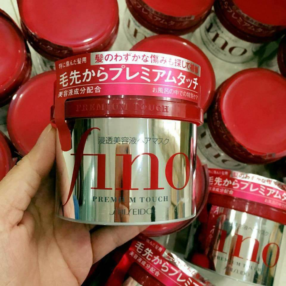 Kem Ủ Tóc Fino Shiseido 230g Nhật Bản | Shopee Việt Nam