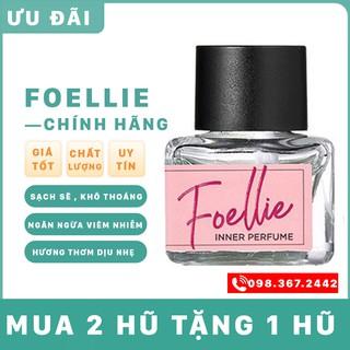 nước hoa vùng kín FREESHIP nước hoa vùng kín foellie hồng chili có che tên nhiều màu HALINTTE33 thumbnail