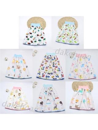 Tã lót chống thấm nước bằng vải thiết kế dạng váy tiện lợi dành cho bé