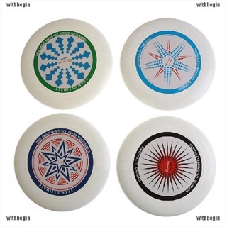 【GIN】1Pc 175g 28cm Ultimate Frisbee Flying Disc Flying Saucer Outdoor Leisure Toy
