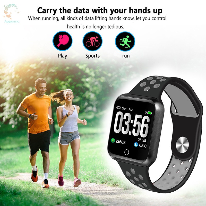 [BEST] Smart Bracelet Color Screen Two-color Strap Heart Rate Blood Pressure Monitoring Exercise