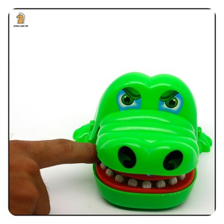 [Freeship] Đồ chơi khám răng cá sấu vui nhộn