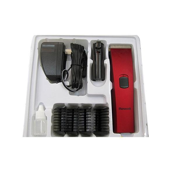 Tông đơ cắt tóc REWELL RFCD-900 -Vietstore (Đỏ) MS(591)