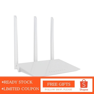 Always Internet Router Smart WiFi 1200M Dual Band Gigabit High‑Speed Wall‑Mounted Wireless for Home US Plug 100‑240V