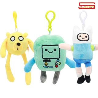 Plush Doll Adventure Time Cartoon Stuffed Toy Pendant Cute Home Car Decoration Gift