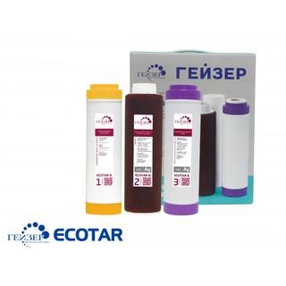 Bộ lõi Unitech thay thế máy lọc nước Ion Canxi Geyser Ecotar 6 (nhập Nga)
