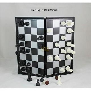 bộ bàn cờ vua nam châm cao cấp cỡ lớn, bộ cờ vua đẹp, bàn cờ vua nam châm, chơi cờ vua