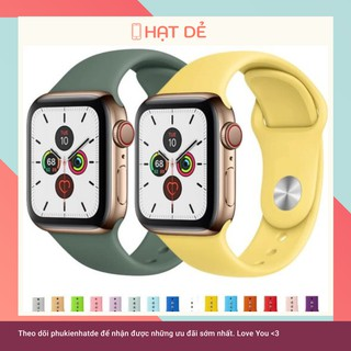 Dây Sport Band Cao Su cho Apple Watch Đủ Size thumbnail