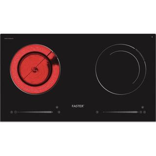 Bếp 2 lò hồng ngoại + từ Inverter Faster FS 782HI, bảo hành chính hãng 24 tháng.