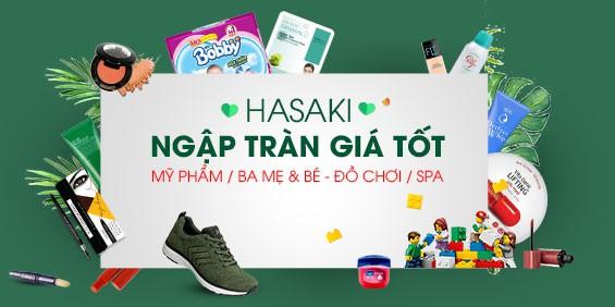 d393b8f6630b92060fb8ad6d7693993d - Phân tích chiến lược Marketing Mix của thương hiệu bán lẻ mỹ phẩm Hasaki