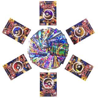 MEGA Cards Flash Pokemon Card Game MEGA Cards Ultra Rare Mega EX Popular Trading