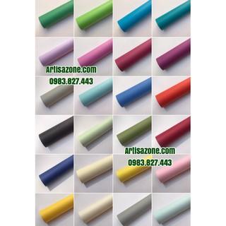 Sét 6 tờ giấy mỹ thuật định lượng 165gsm – 180gsm (Kích thước 79cm x 109cm hoặc 70cm x 100cm)