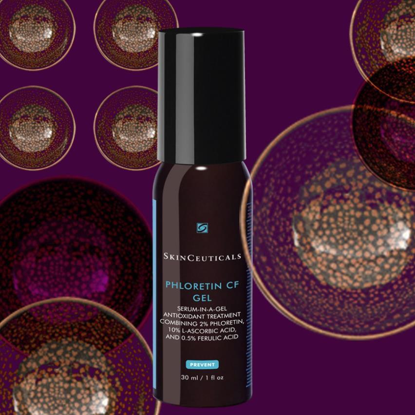 Tinh Chất Chống Lão Hóa Xóa Mờ Nhăn Dạng Gel - SkinCeuticals Phloretin CF Gel 30ml