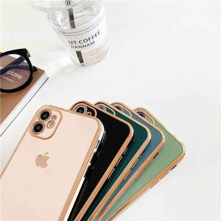 Ốp lưng iphone Logo Táo Mạ Vàng 5/5s/6/6plus/6s/6splus/7/7plus/8/8plus/x/xr/xs/11/12/pro/max/plus/promax