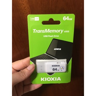 USB 2.0 Kioxia U202 64GB